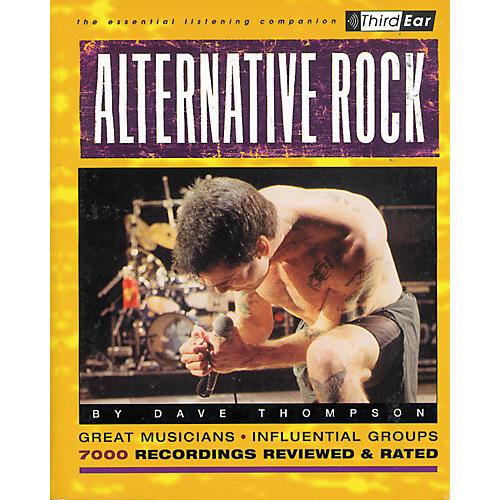 Miller Freeman Alternative Rock Reference Book thumbnail