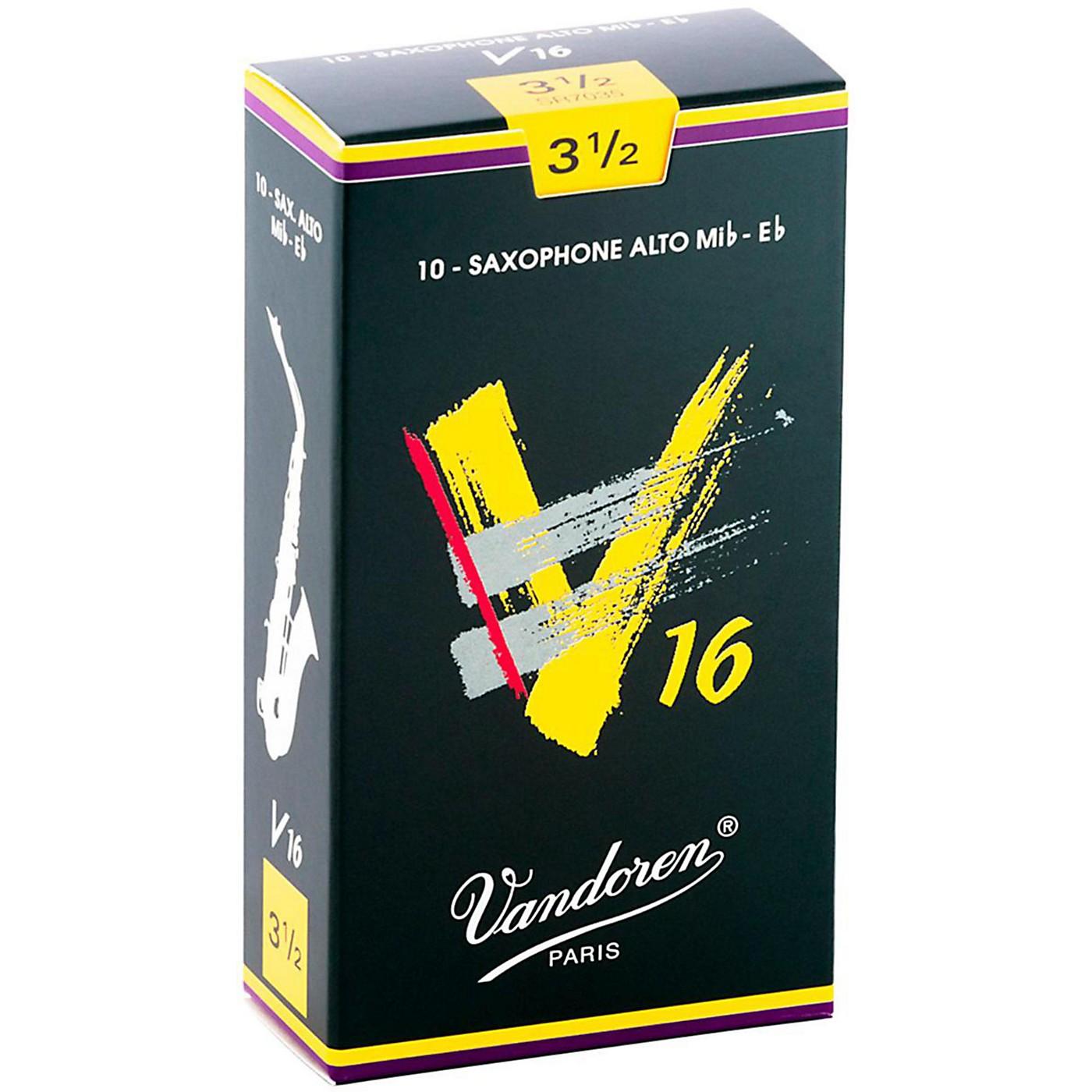 Vandoren Alto Sax V16 Reeds thumbnail