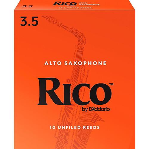 Rico Alto Saxophone Reeds, Box of 10 thumbnail