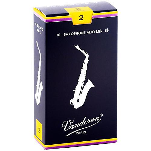 Vandoren Alto Saxophone Reeds thumbnail