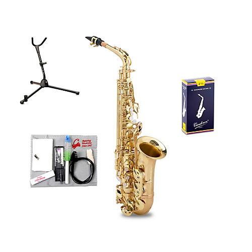 allora alto saxophone value pack ii wwbw