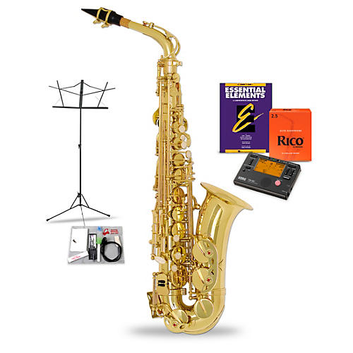 Etude Alto Saxophone Value Pack thumbnail