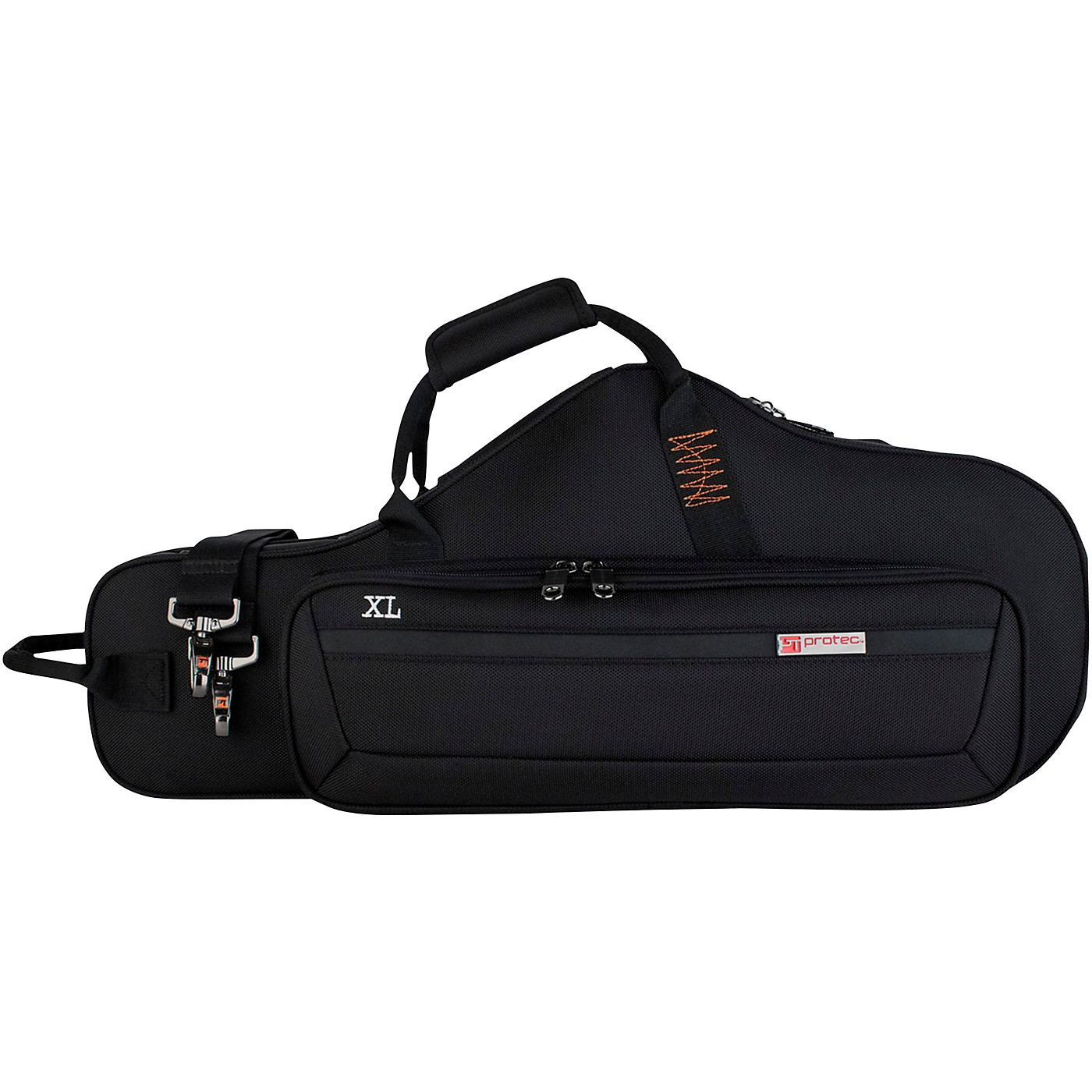 Protec Alto Saxophone XL Contoured Case, PRO PAC Series thumbnail