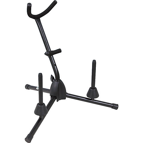 Belmonte Alto/Tenor Saxophone Stand with Two Pegs-thumbnail
