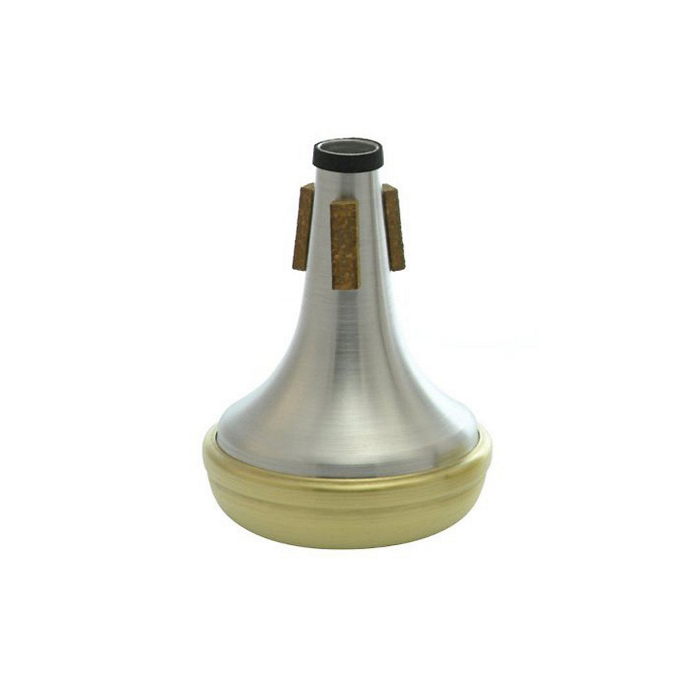 Best Brass Aluminum Piccolo Trumpet Straight Mute thumbnail
