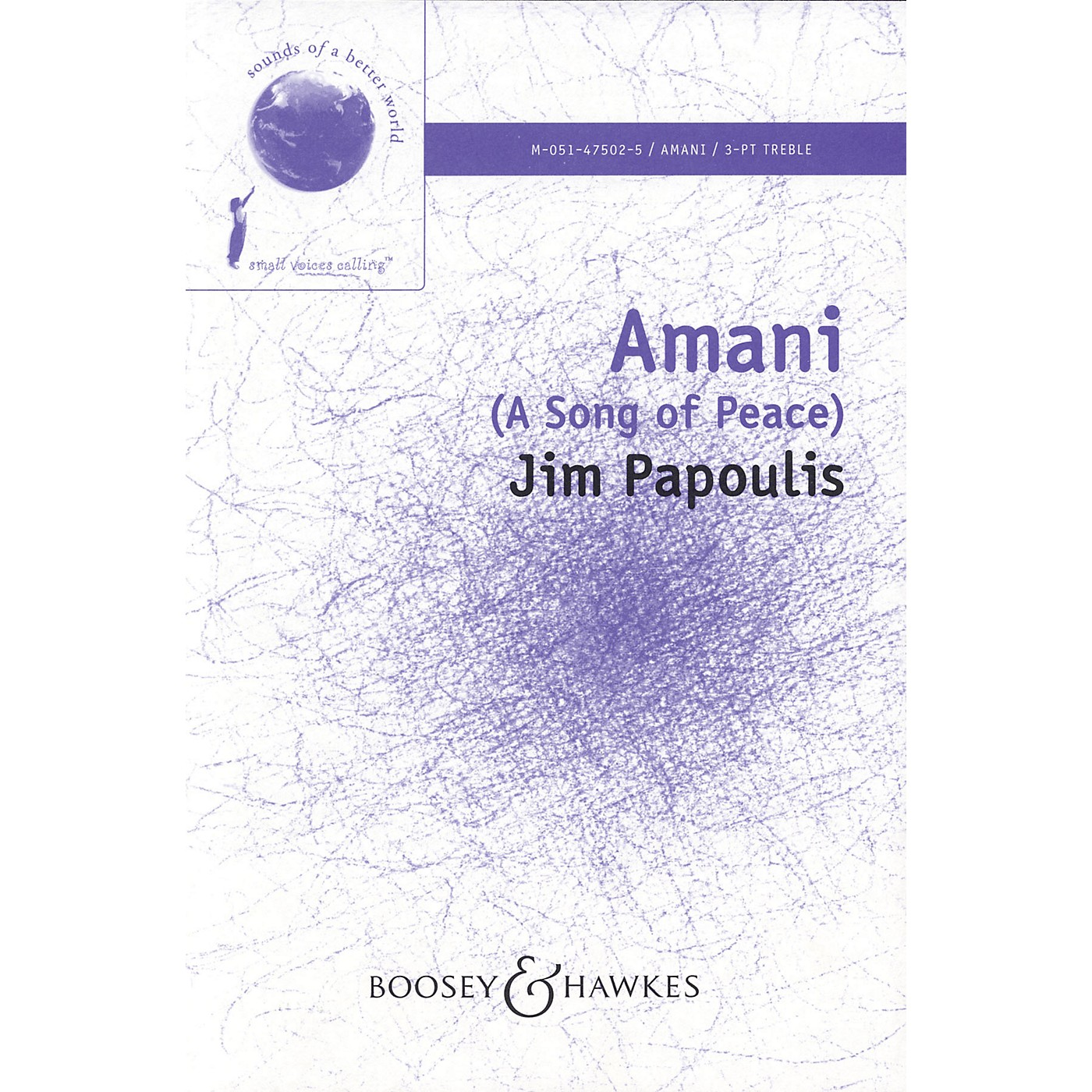 Boosey and Hawkes Amani (Performance/Accompaniment CD) Composed by Jim Papoulis thumbnail