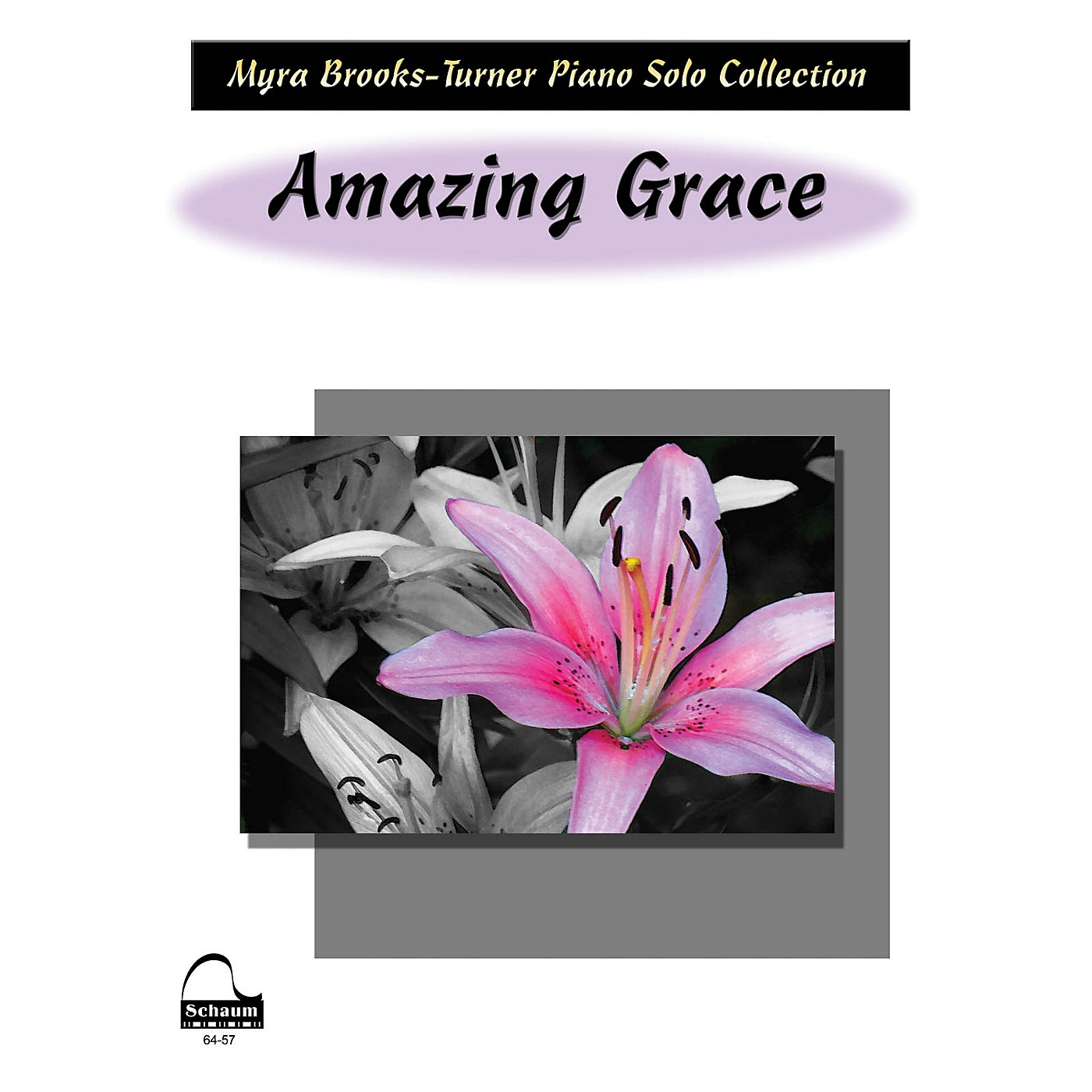 SCHAUM Amazing Grace Educational Piano Series Softcover thumbnail