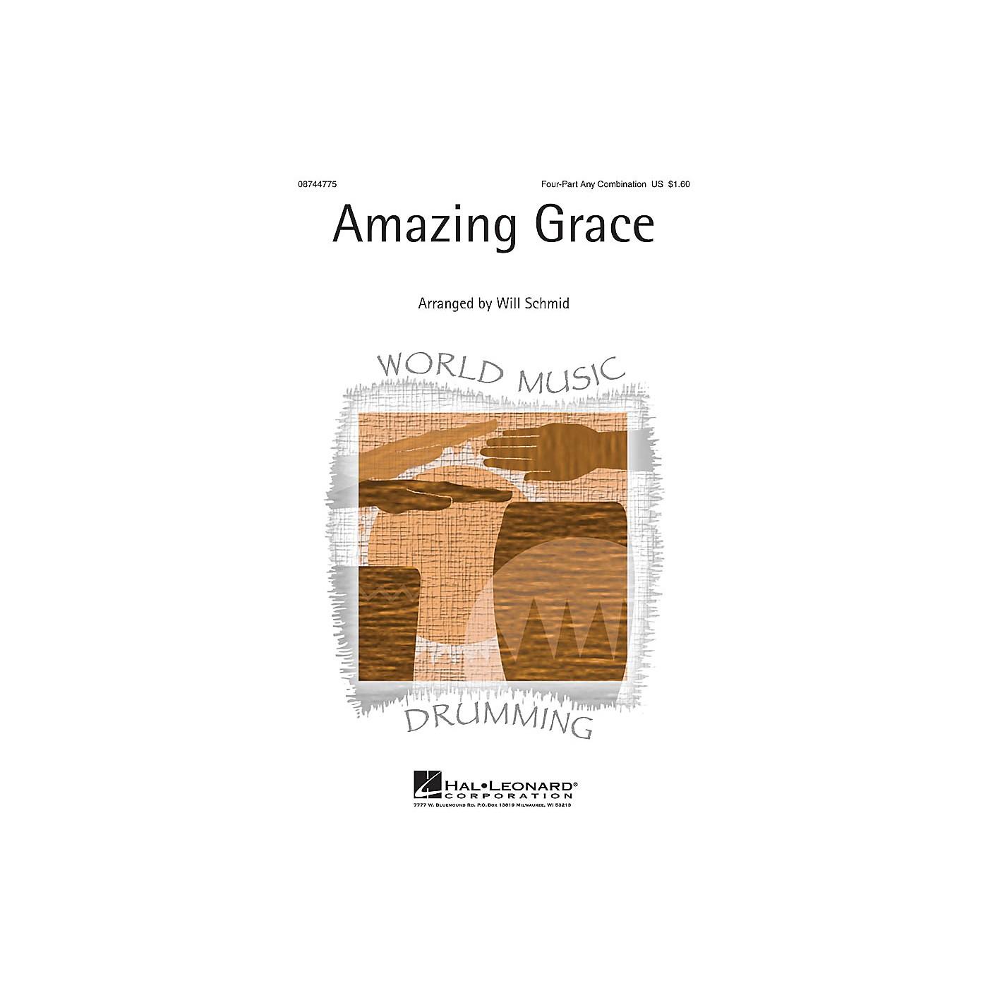 Hal Leonard Amazing Grace ShowTrax CD Arranged by Will Schmid thumbnail