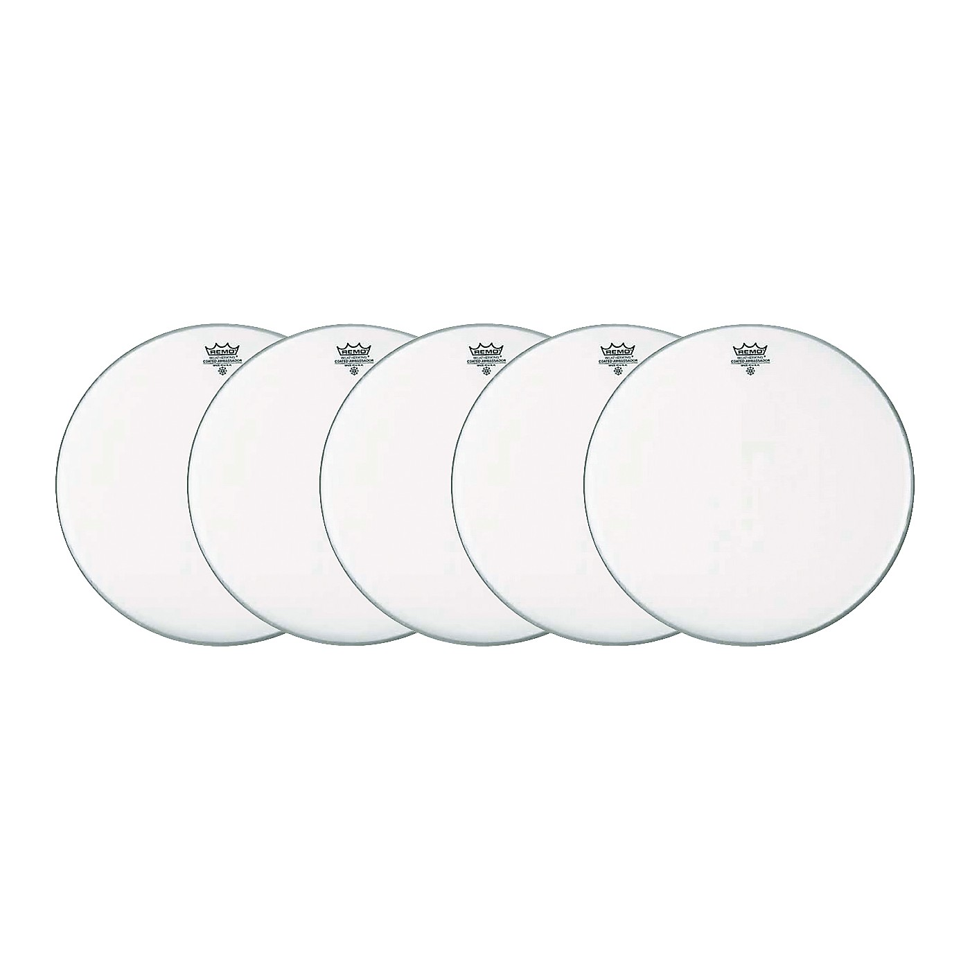 Remo Ambassador Coated Snare Head 14 Inch 5-Pack thumbnail