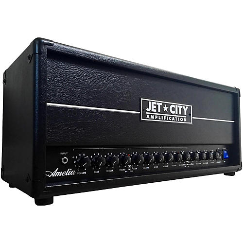 Jet City Amplification Amelia 50W Tube Guitar Amplifier Head thumbnail