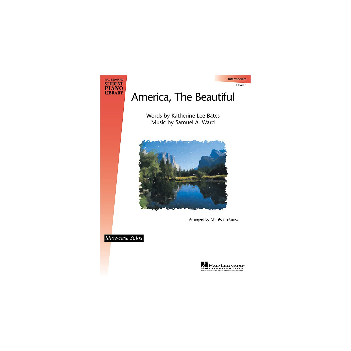 Hal Leonard America, the Beautiful Piano Library Series (Level Inter) thumbnail