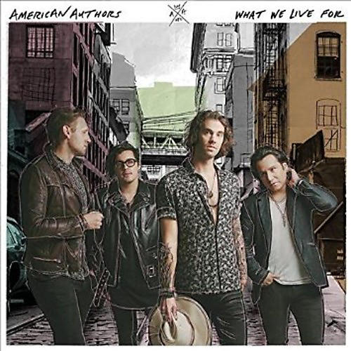 Alliance American Authors - What We Live For thumbnail