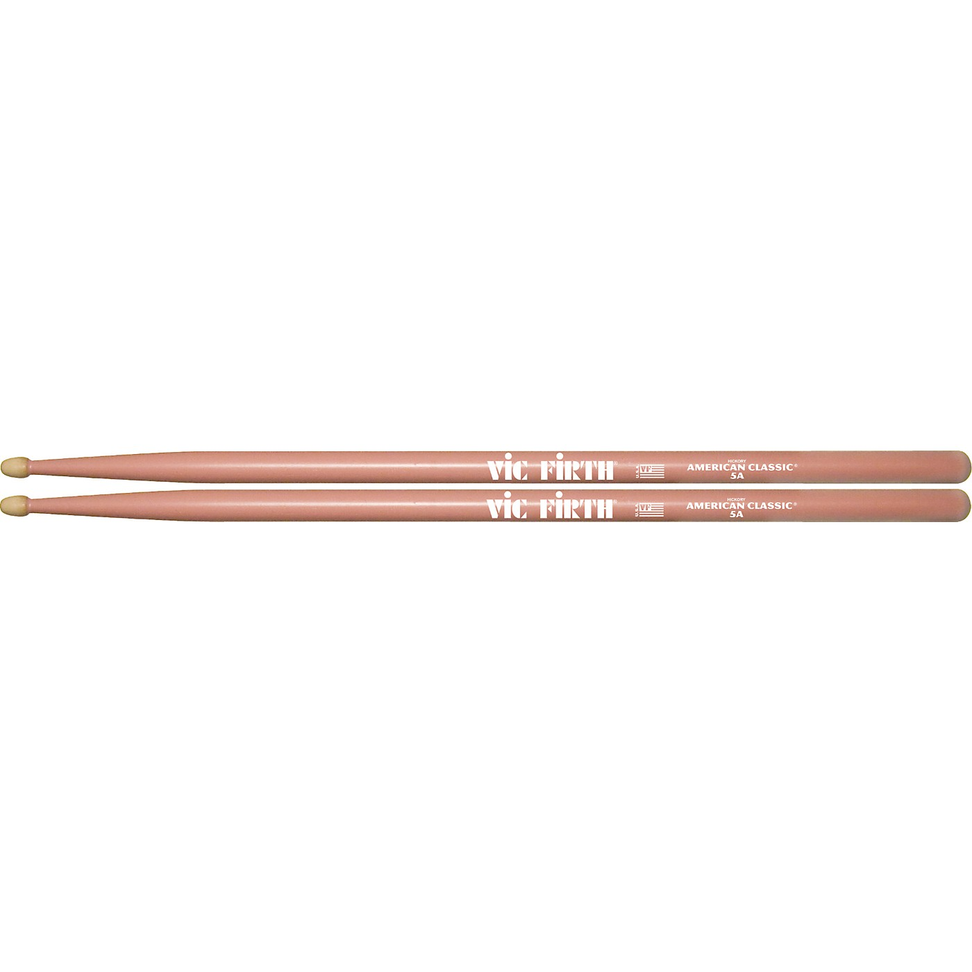 Vic Firth American Classic Drumsticks, Pink thumbnail