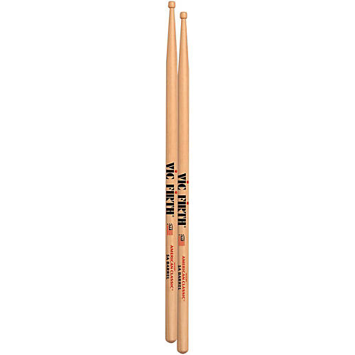 Vic Firth American Classic Drumsticks with Barrel Tip thumbnail
