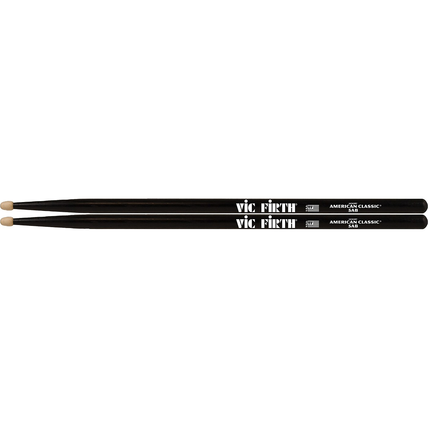 Vic Firth American Classic Drumsticks with Black Finish thumbnail
