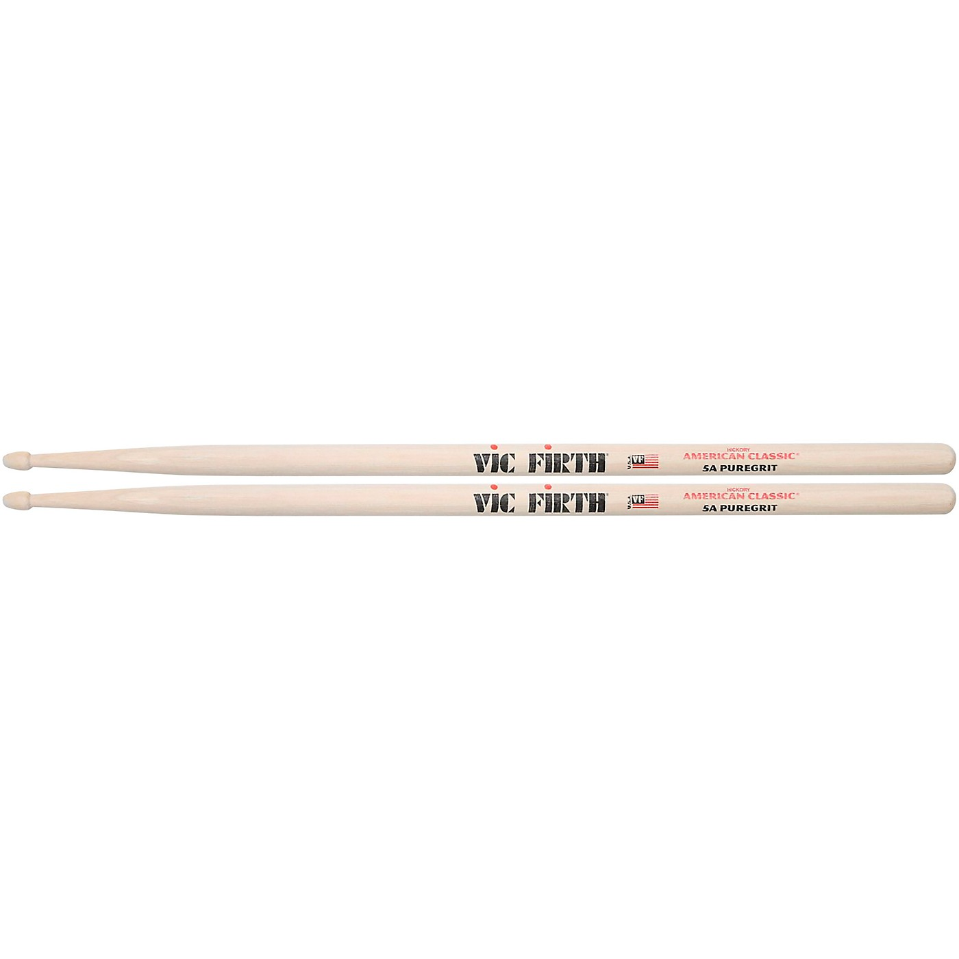 Vic Firth American Classic PureGrit Drum Sticks thumbnail
