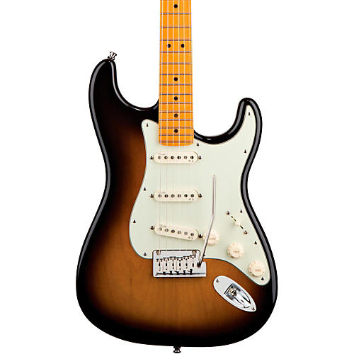 Fender American Deluxe Stratocaster V Neck Electric Guitar thumbnail