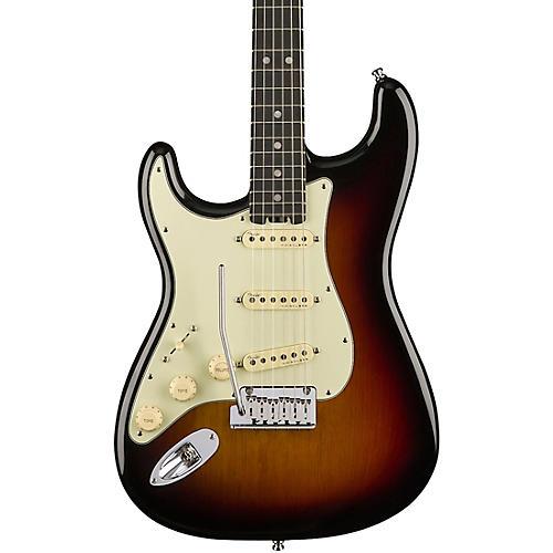 Fender American Elite Stratocaster Left-Handed Ebony Fingerboard thumbnail