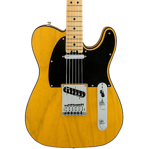 Fender American Elite Telecaster Maple Fingerboard Electric Guitar thumbnail