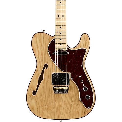 Fender American Elite Telecaster Thinline Maple Fingerboard Electric Guitar thumbnail