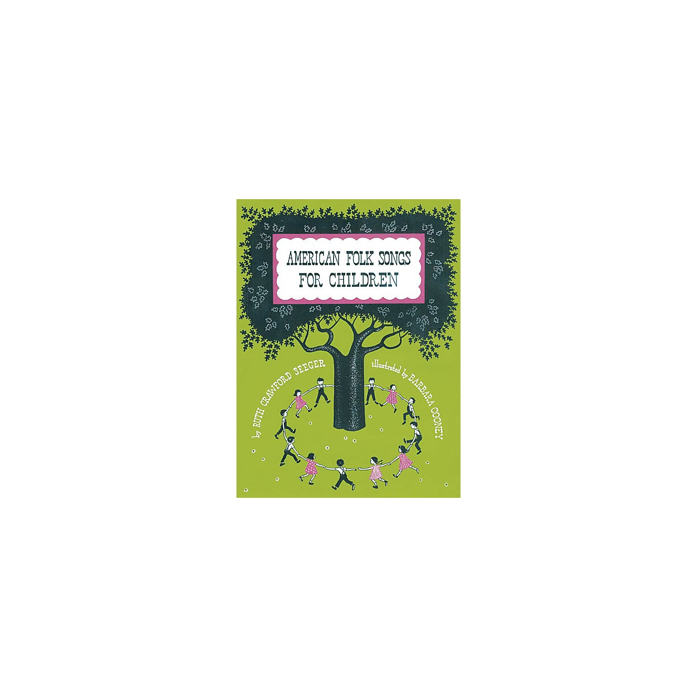 Music Sales American Folk Songs for Children Music Sales America Series Softcover thumbnail