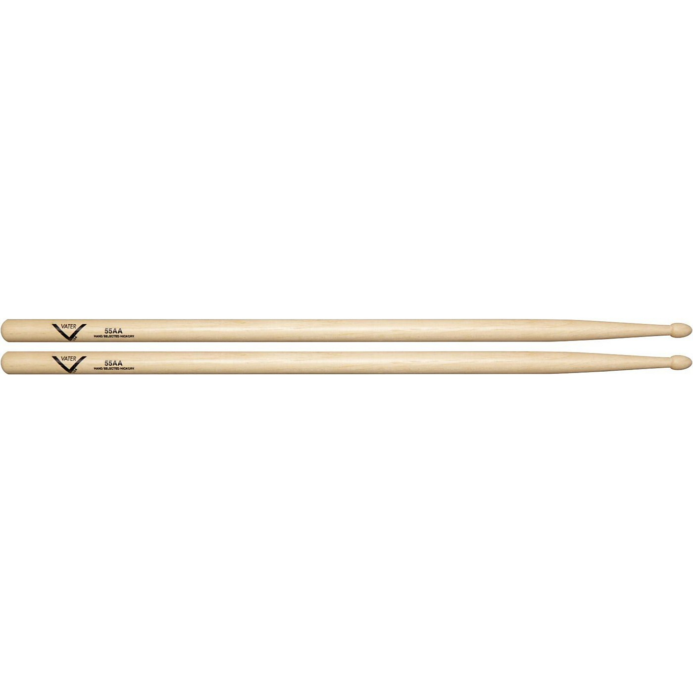 Vater American Hickory 55AA Drumsticks thumbnail