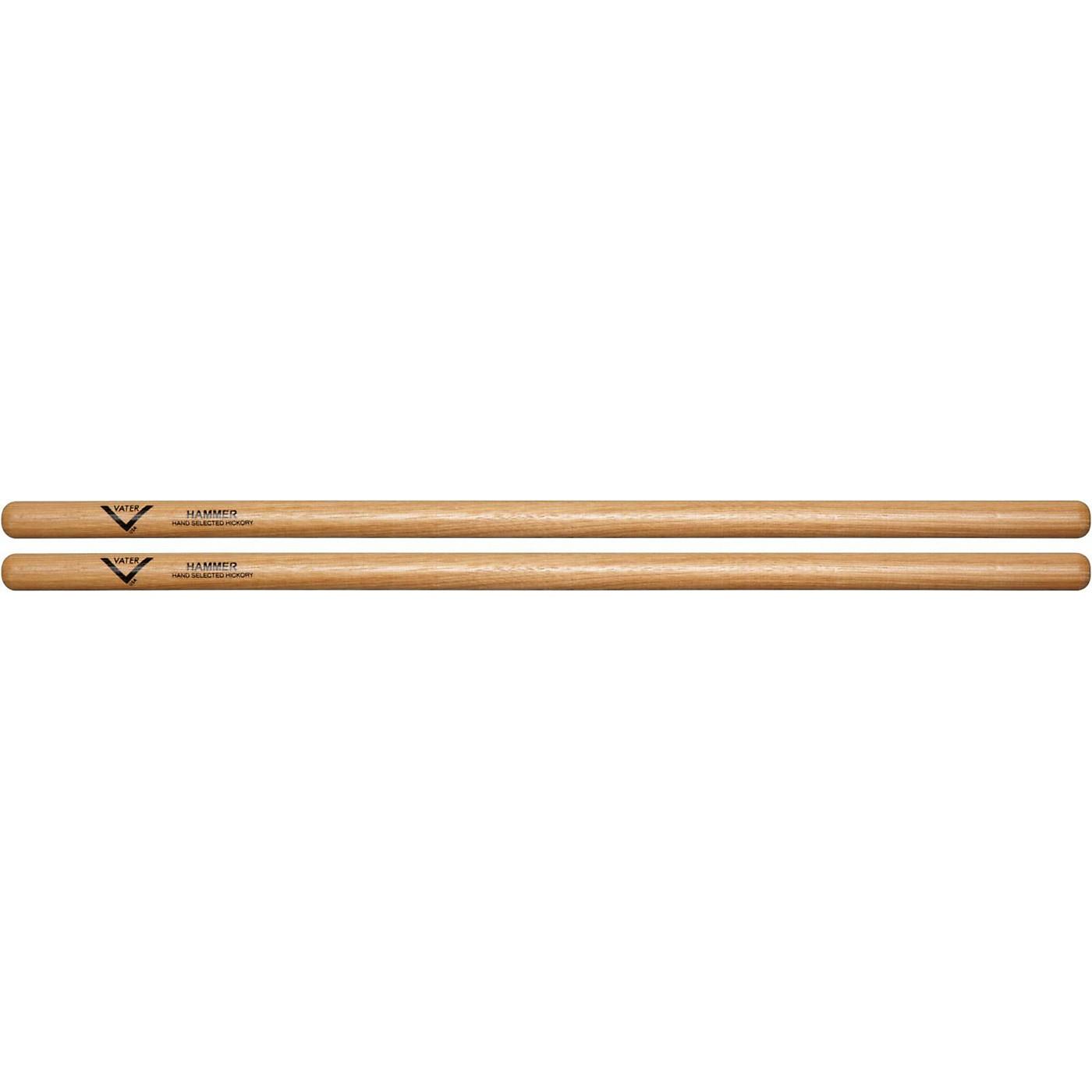 Vater American Hickory Hammer Drumsticks thumbnail