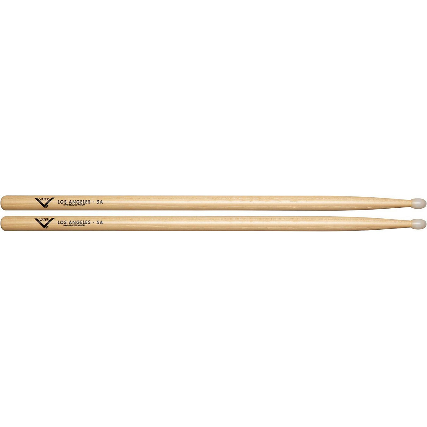 Vater American Hickory Los Angeles 5A Drumsticks thumbnail