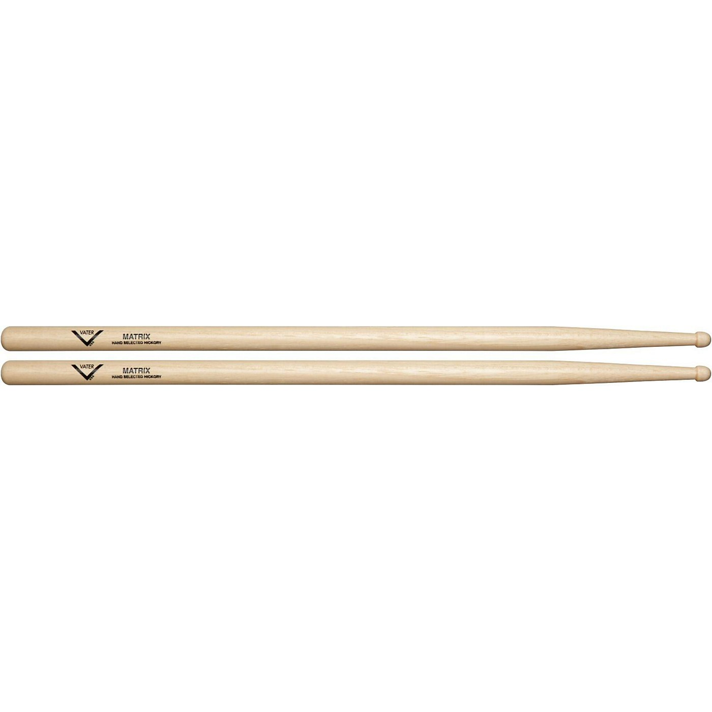 Vater American Hickory Matrix Drumsticks thumbnail