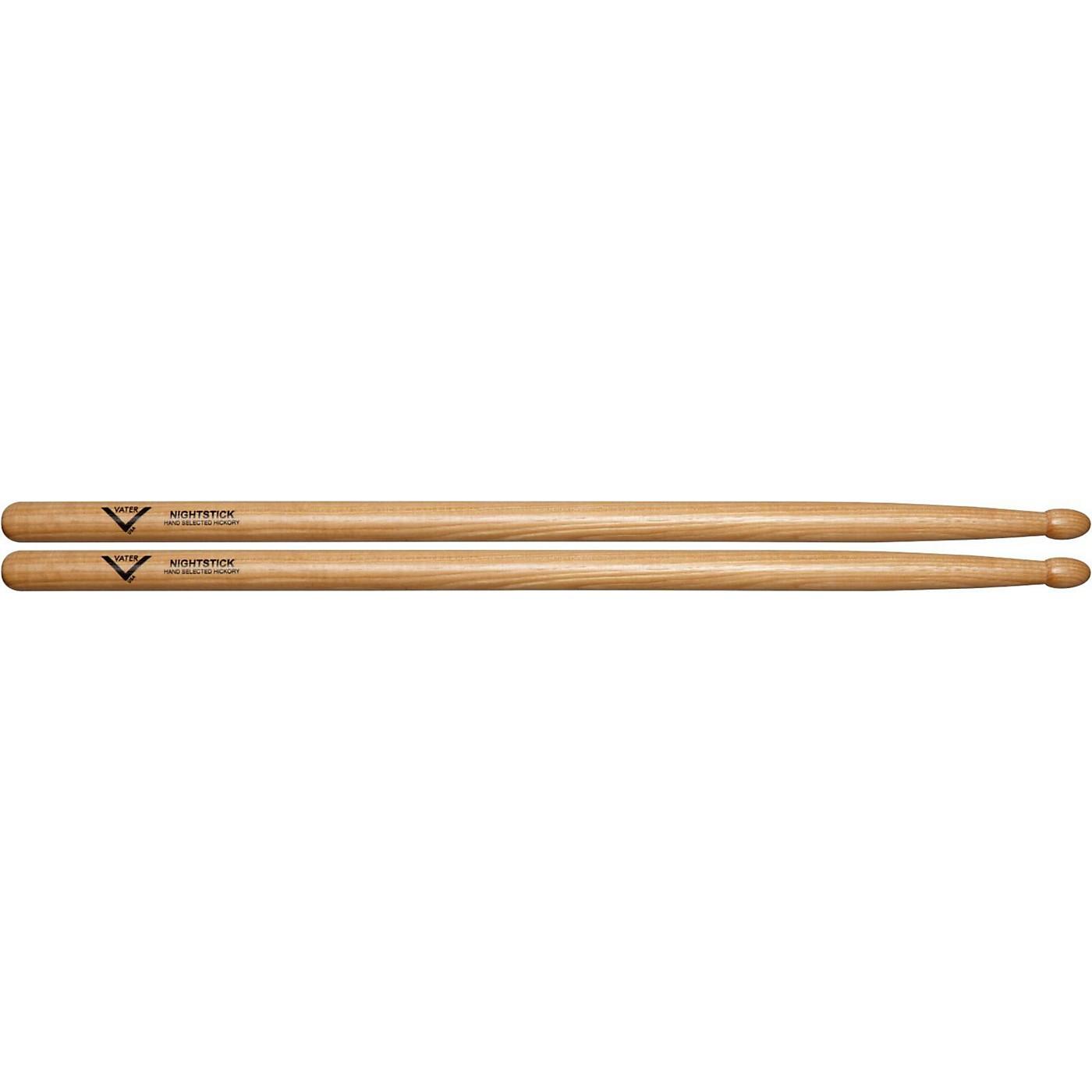 Vater American Hickory Nightstick 2S Drum Sticks thumbnail