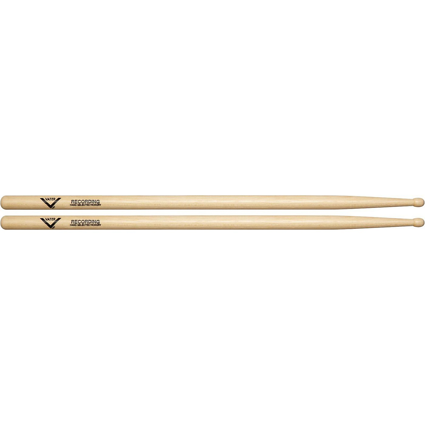 Vater American Hickory Recording Drumsticks thumbnail