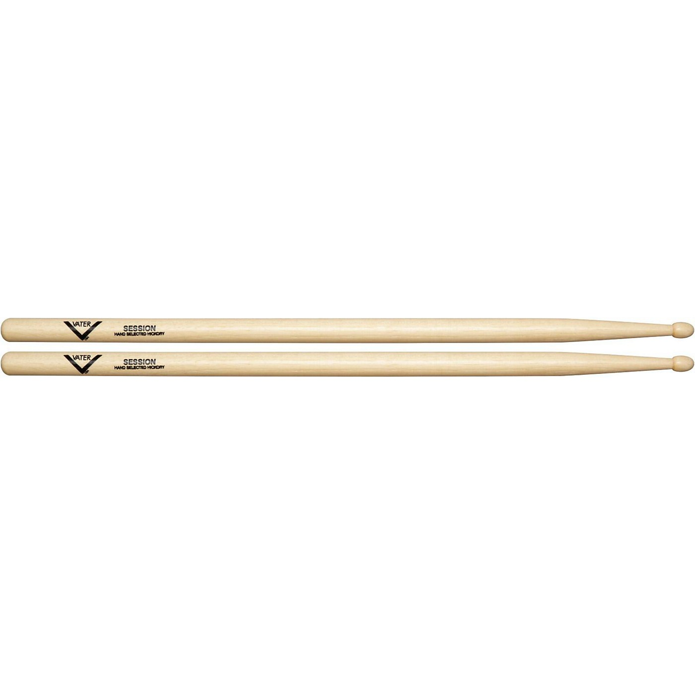 Vater American Hickory Session Drumsticks thumbnail