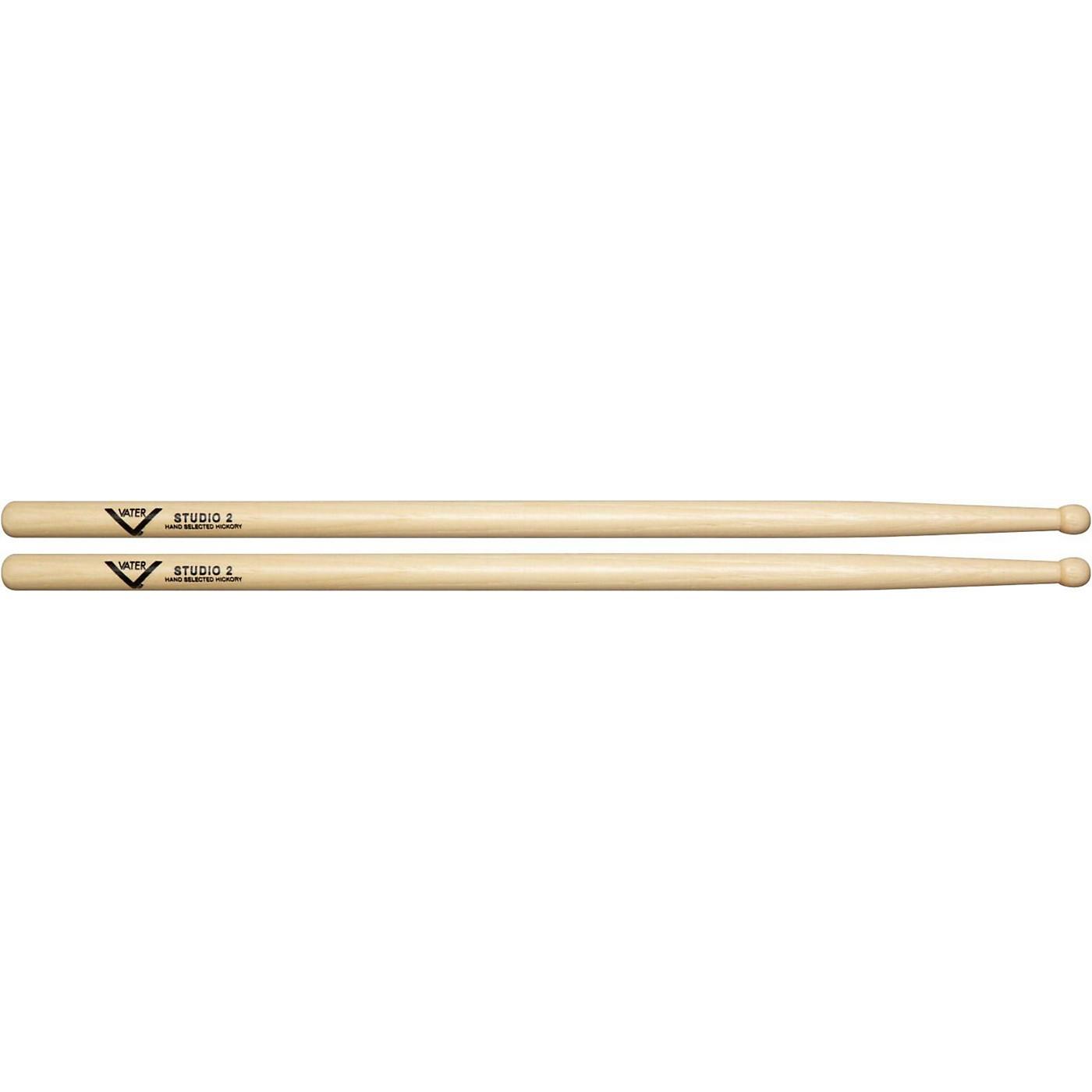Vater American Hickory Studio 2 Drumsticks thumbnail