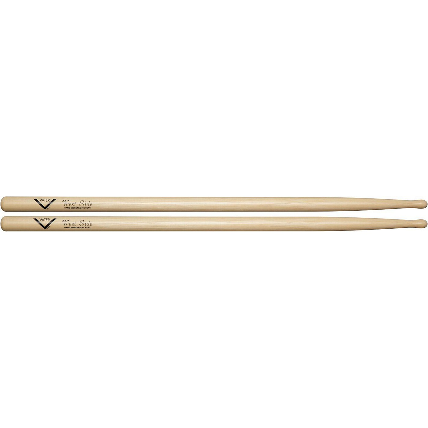 Vater American Hickory West Side Drumsticks thumbnail
