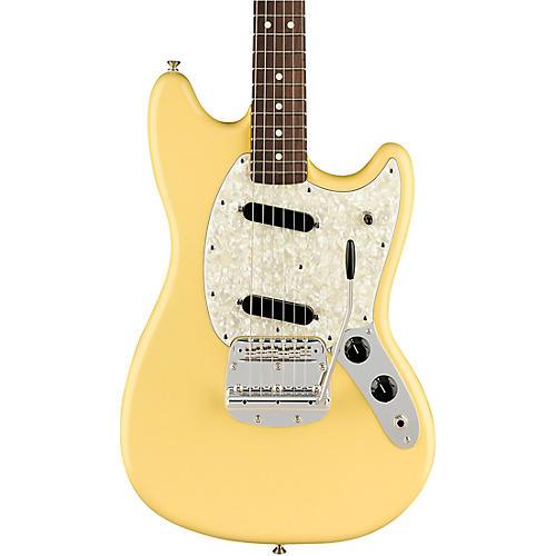 Fender American Performer Mustang Rosewood Fingerboard Electric Guitar thumbnail