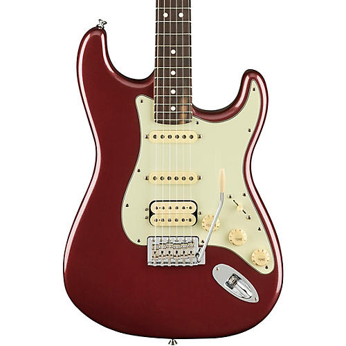 Fender American Performer Stratocaster HSS Rosewood Fingerboard Electric Guitar thumbnail