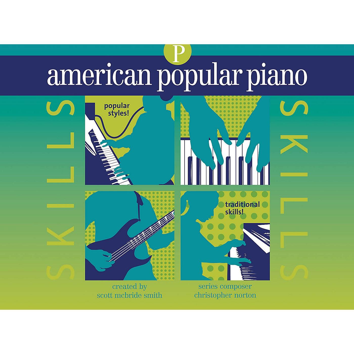 Novus Via American Popular Piano - Skills Novus Via Music Group Series Written by Christopher Norton thumbnail