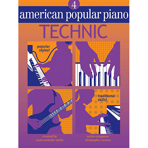 Novus Via American Popular Piano (Level Four - Technic) Novus Via Music Group Series Written by Christopher Norton thumbnail