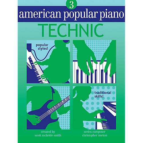 Novus Via American Popular Piano (Level Three - Technic) Novus Via Music Group Series Written by Christopher Norton thumbnail