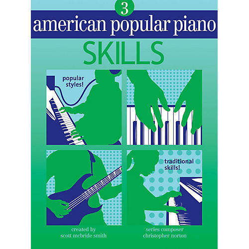 Novus Via American Popular Piano (Level Three - Skills) Novus Via Music Group Series Written by Christopher Norton thumbnail