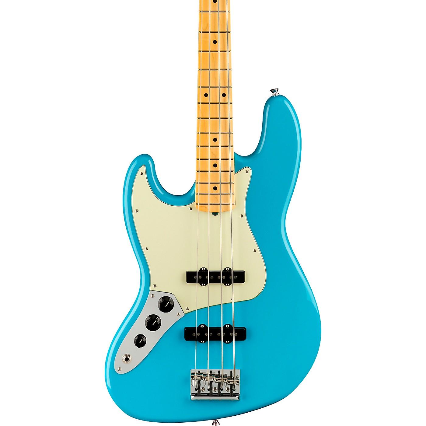 Fender American Professional II Jazz Bass Maple Fingerboard Left-Handed thumbnail