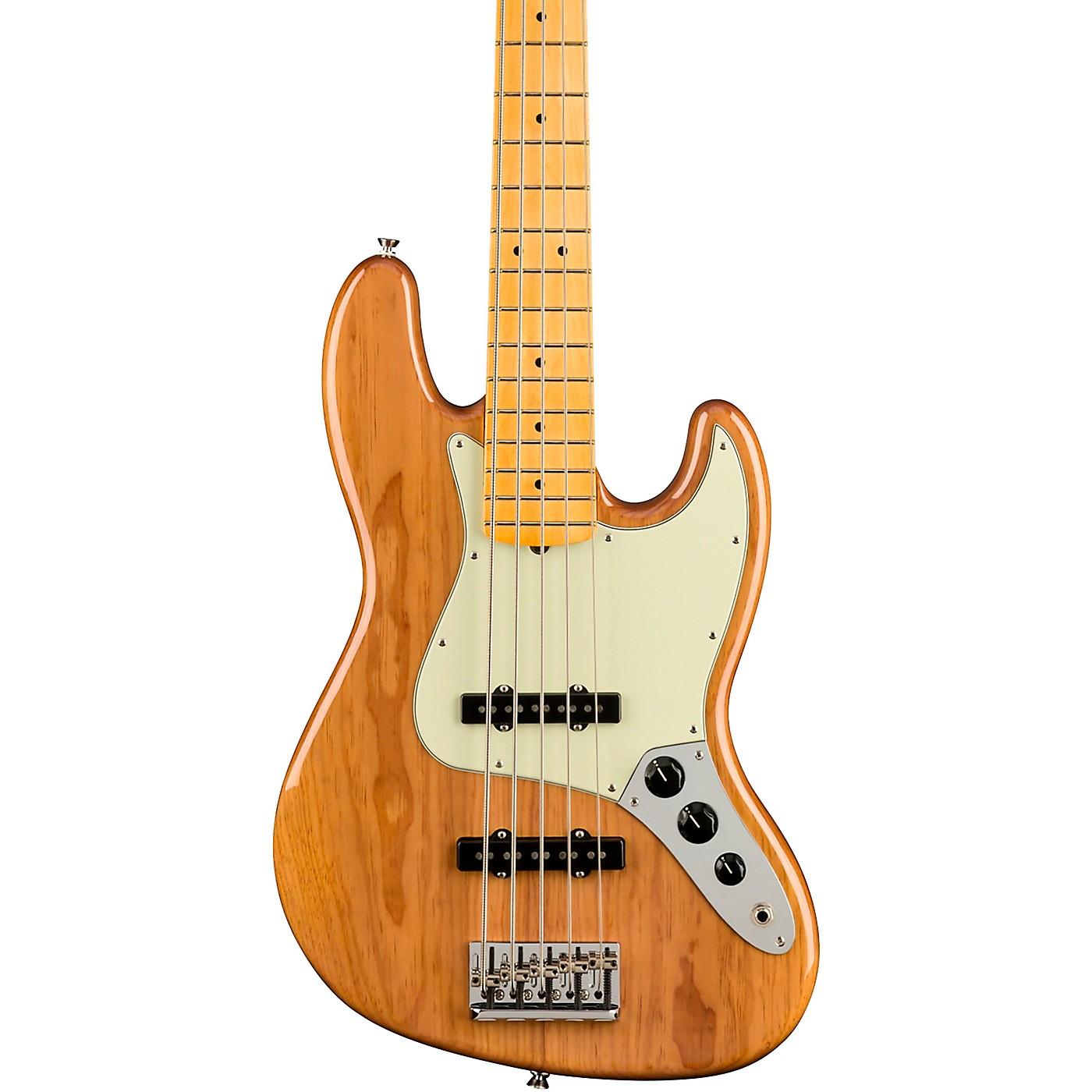 Fender American Professional II Jazz Bass V Roasted Pine thumbnail