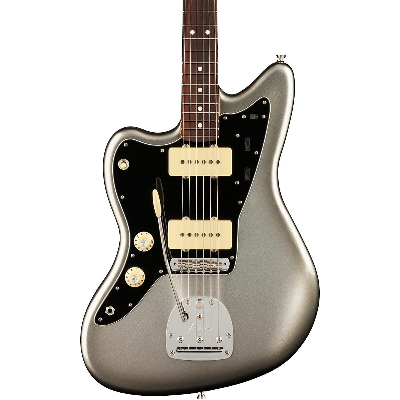 Fender American Professional II Jazzmaster Rosewood Fingerboard Left-Handed Electric Guitar thumbnail