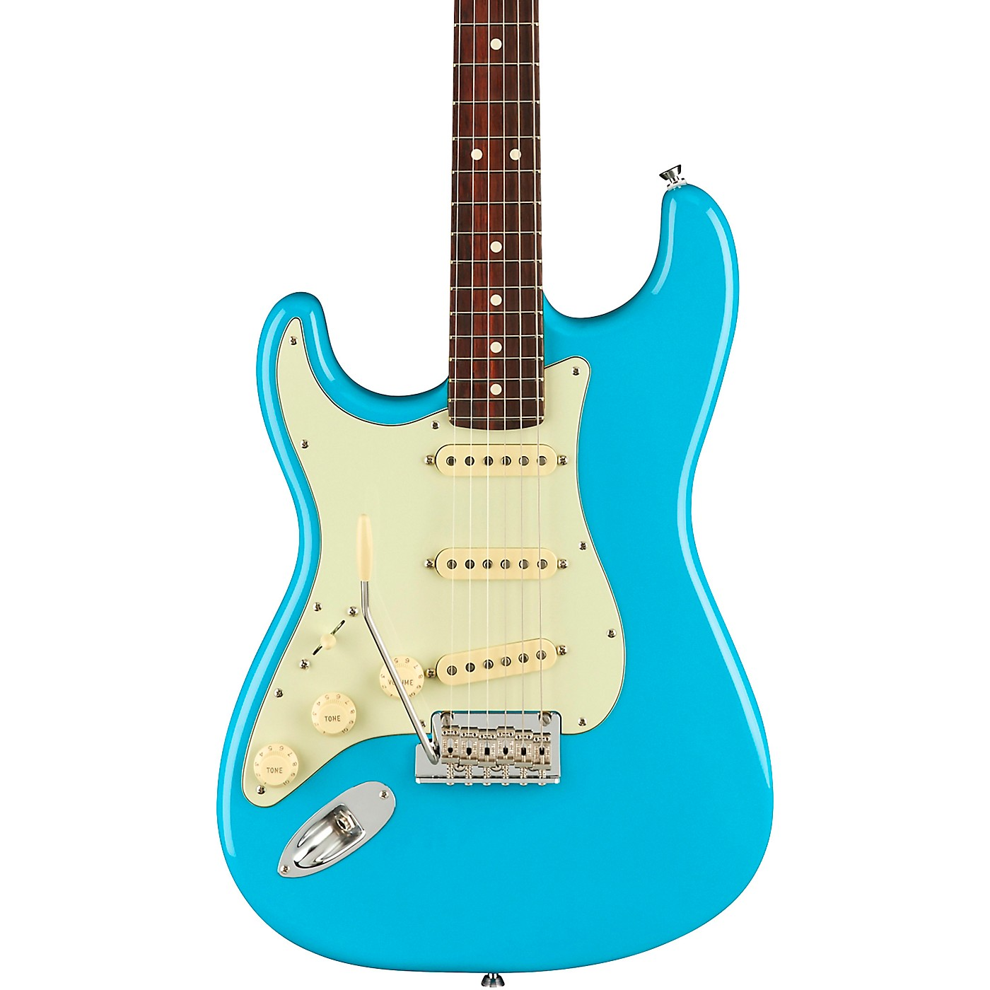 Fender American Professional II Stratocaster Rosewood Fingerboard Left-Handed Electric Guitar thumbnail