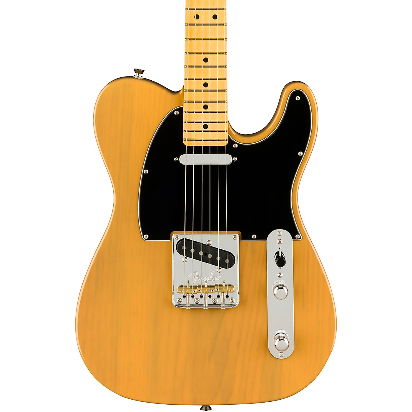 Fender American Professional II Telecaster Maple Fingerboard Electric Guitar thumbnail