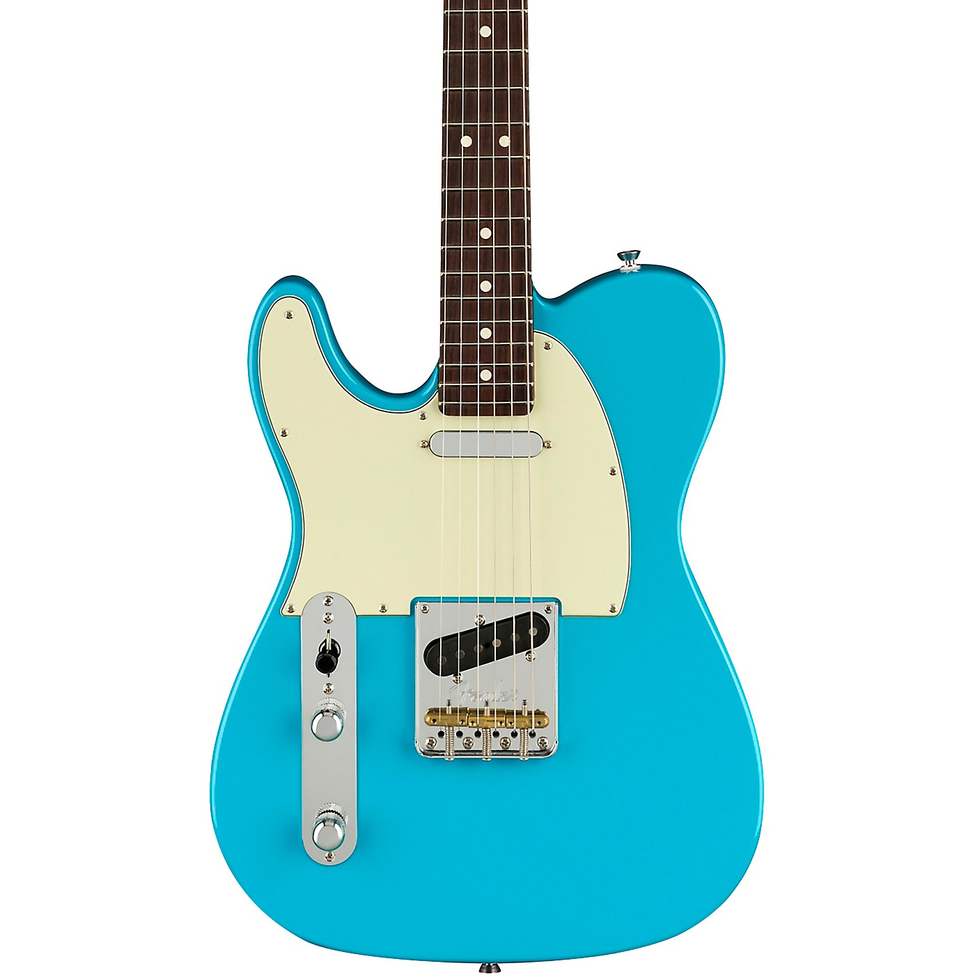 Fender American Professional II Telecaster Rosewood Fingerboard Left-Handed Electric Guitar thumbnail