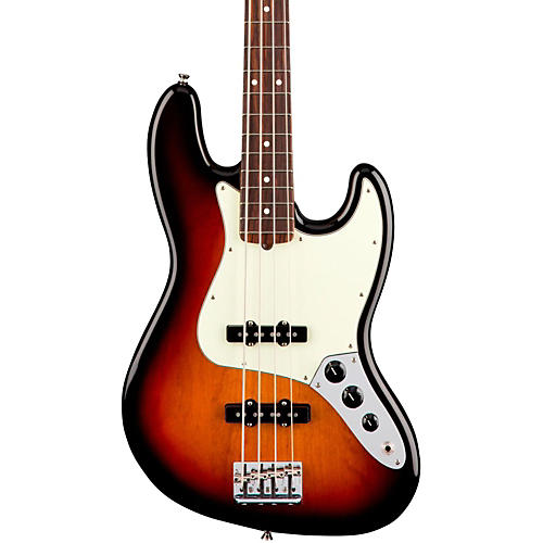Fender American Professional Jazz Bass Rosewood Fingerboard Electric Bass thumbnail