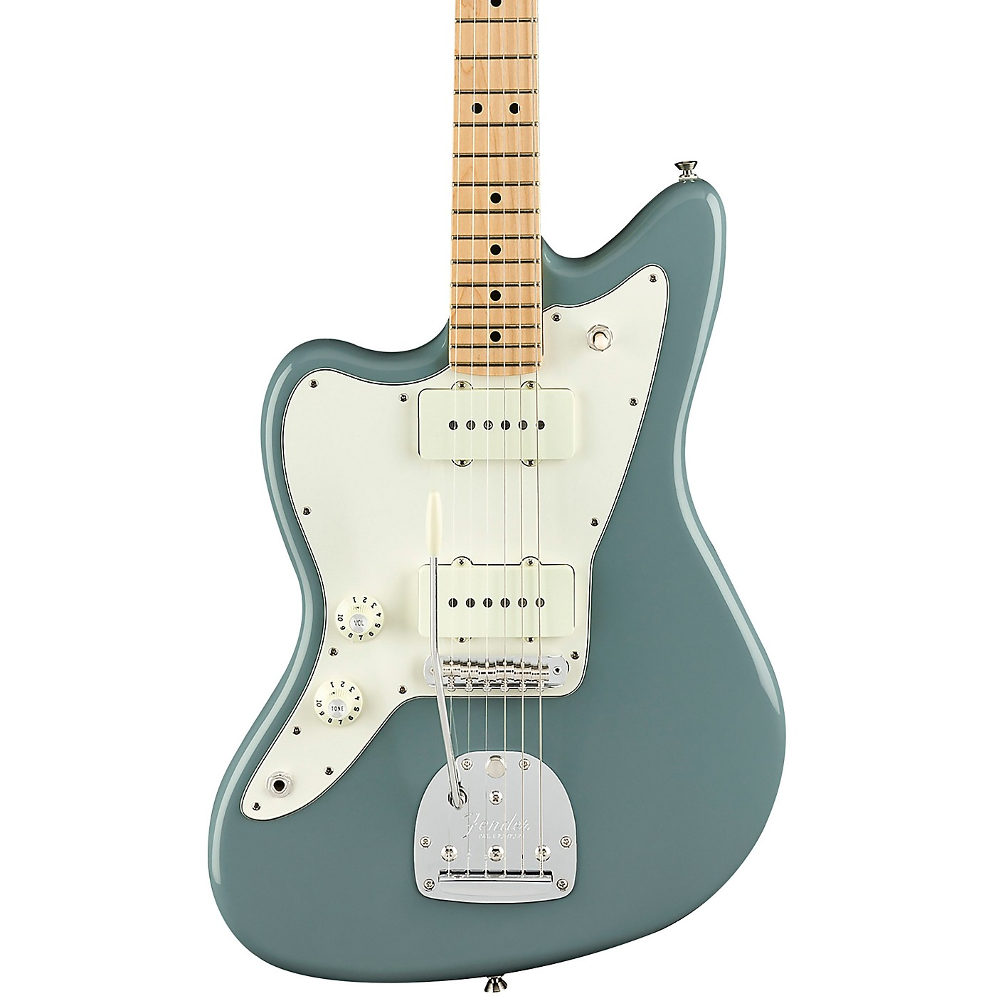 Fender American Professional Jazzmaster Maple Fingerboard Left-Handed Electric Guitar thumbnail