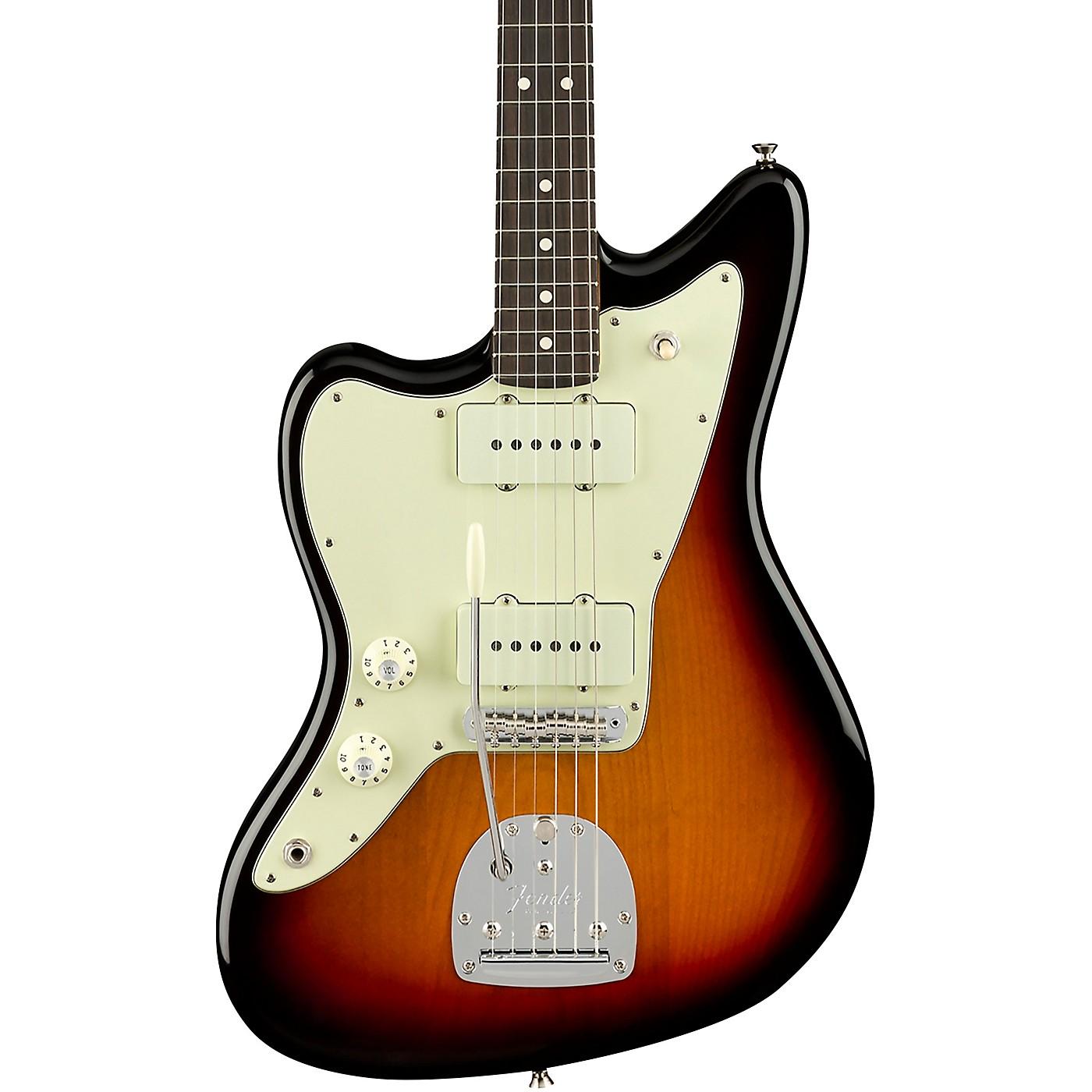 Fender American Professional Jazzmaster Rosewood Fingerboard Left-Handed Electric Guitar thumbnail