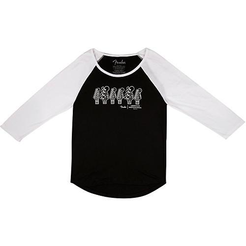Fender American Professional Ladies T-Shirt thumbnail